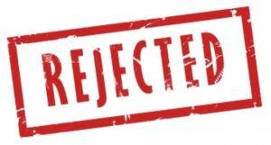 rejected snip